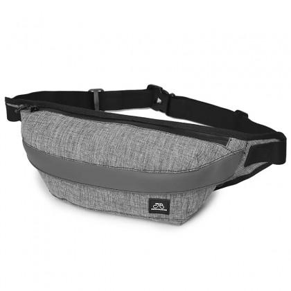 Werocker Silverstone Waist Pouch Bag