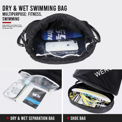 Werocker Waterproof Drawstring Bag