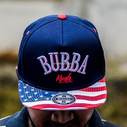 Wuke Bubba Snapback Cap