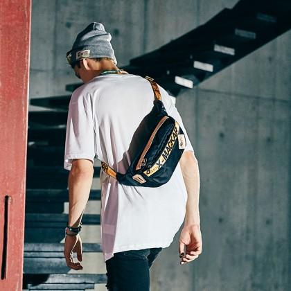 X-Mackar Hip Hop Waist Pouch Bag