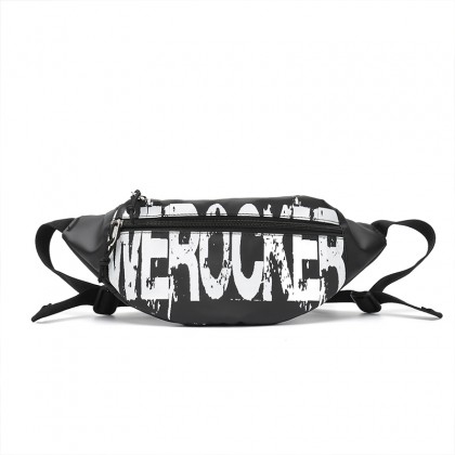 Werocker Hipster Waist Bag