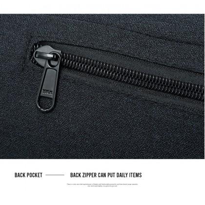 Werocker Gentlemen Waist Bag Black