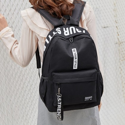 YBB Trend Be Yourself Backpack