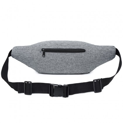 Werocker Gentlemen Waist Bag Grey