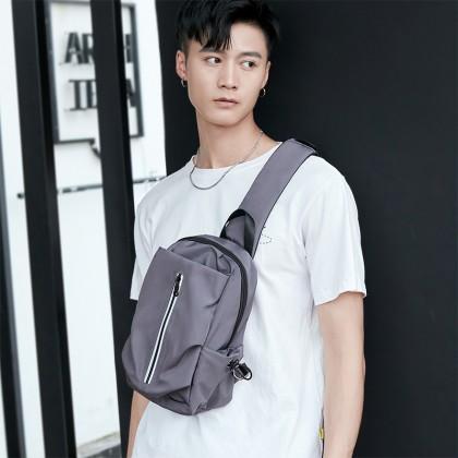Werocker Slicker Shoulder Bag Grey