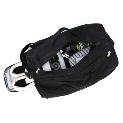 Werocker FLCC Fitness Duffel Bag Black