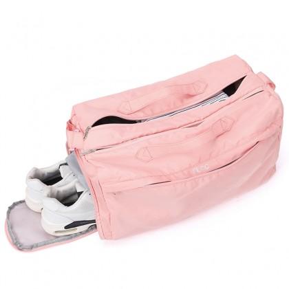 Werocker FLCC Fitness Duffel Bag Pink