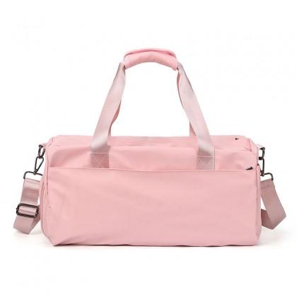 Werocker BPink Duffel Bag (Pink)