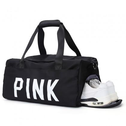 Werocker BPink Duffel Bag (Black)