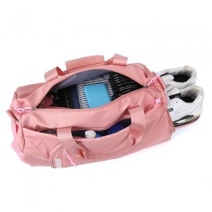 Werocker Mira Duffel Bag (Pink)