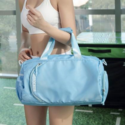 Werocker Mira Duffel Bag (Blue)