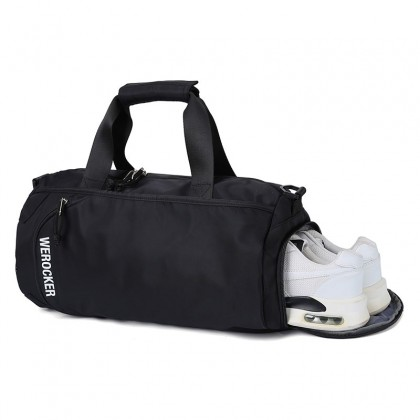Werocker Mira Duffel Bag (Black)