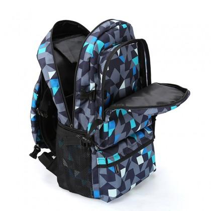 Werocker The Phenomenon Backpack (Blue Pixel)