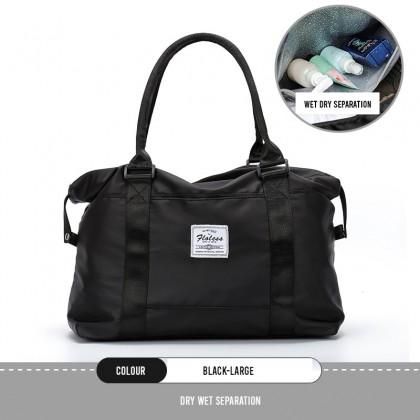 Floless Outdoor Duffel Bag 4093 (Black)