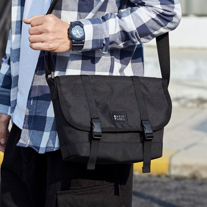 Werocker CMB Messenger Bag 6109 (Black)