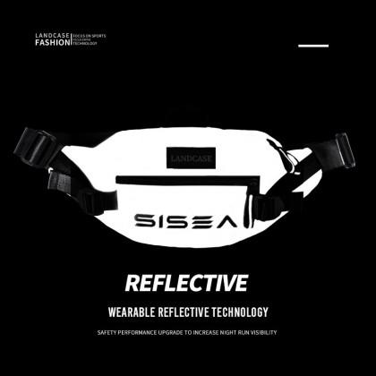 Landcase Sisea Reflective Crossbody Bag 8005 (Grey)