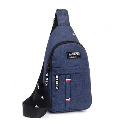 Fashion Instinct Crossbody Chest Shoulder Men Bag 001
