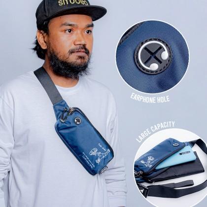 Fido Dido Unik Waist Bag 2139-2